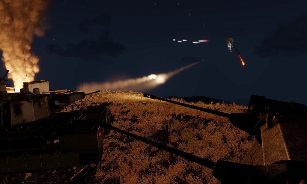 Arma3 IFV-6a Cheetah 自走対空砲 2