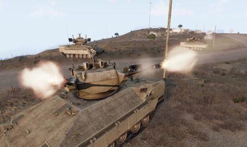 Arma3 IFV-6a Cheater