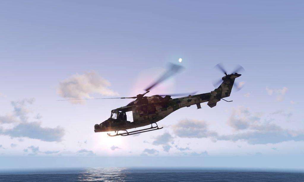 Arma3 WY-55 Hellcat 07