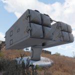 シースパロー の防衛力を体験せよ! Arma3 MK21センチュリオン