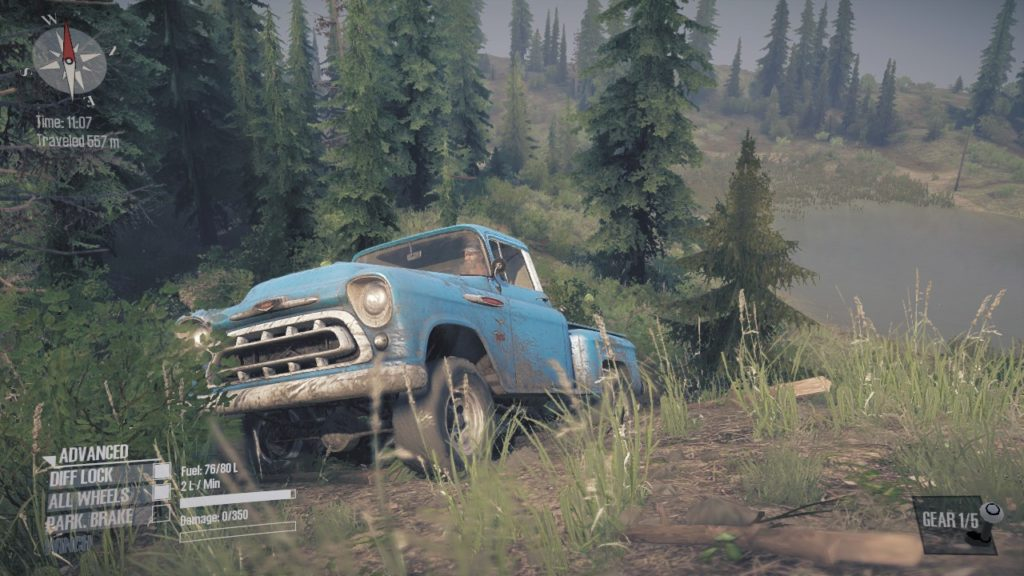 Mudrunner Chevrolet Napco 3100 02