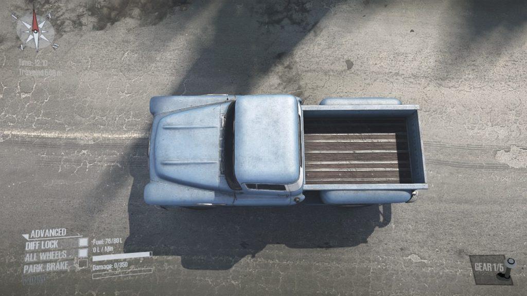 Mudrunner Chevrolet Napco 3100 07