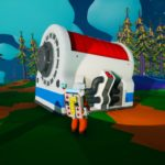 Astroneer アップデート 1.1.0 新しいプラットフォームとシュレッダー
