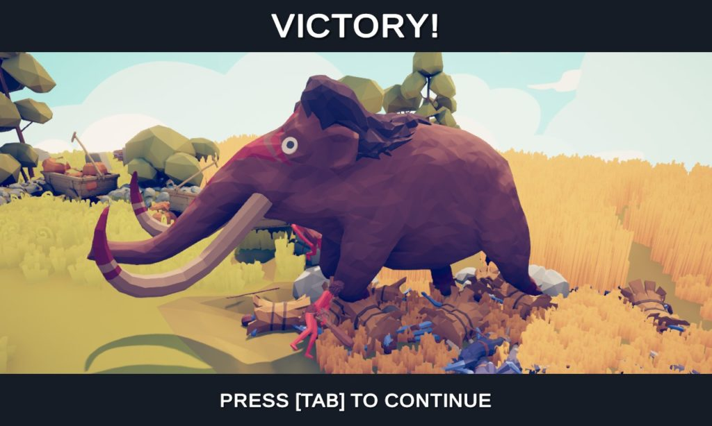 TABS Mammoth 2