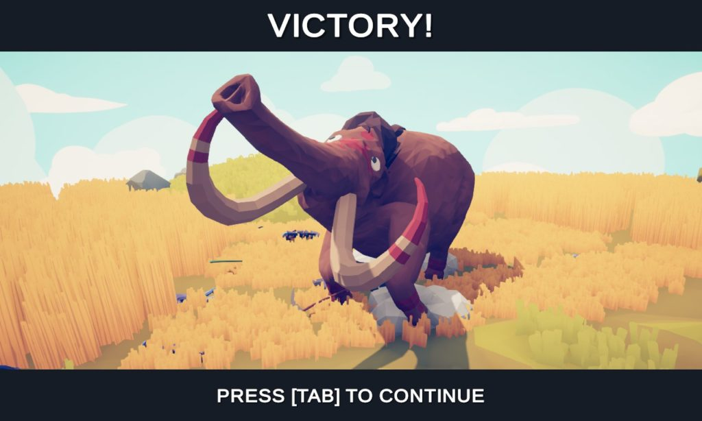 TABS Mammoth