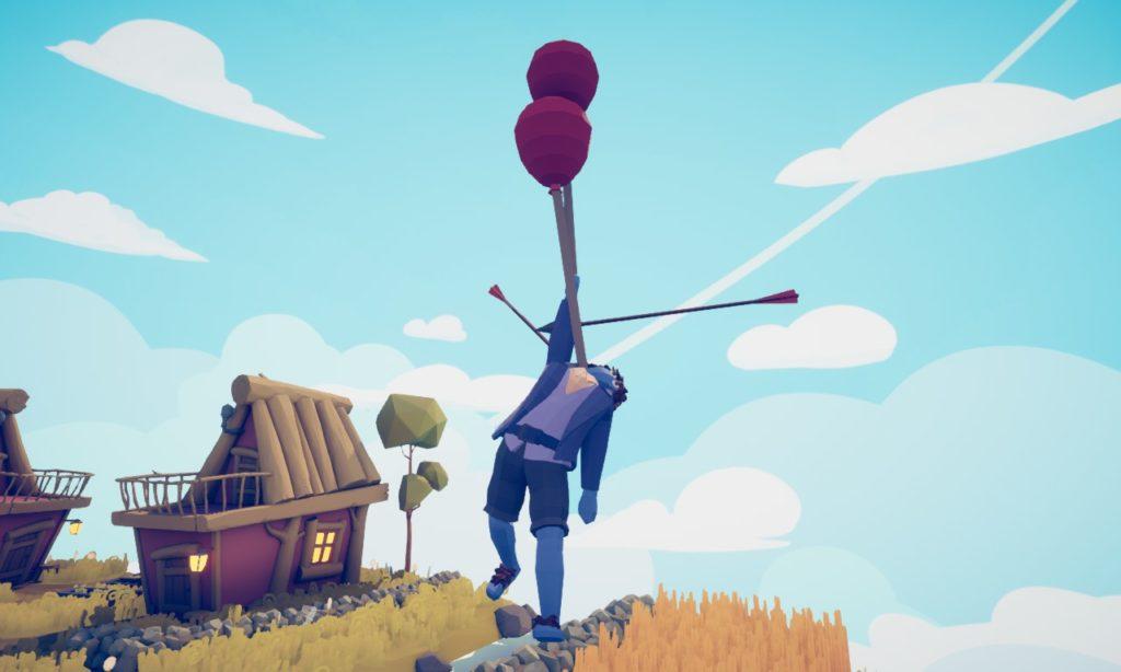 TABS Balloon Archer 2