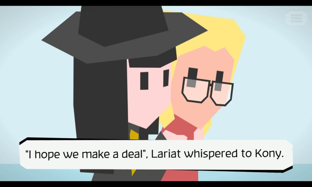 Majotori Lariat
