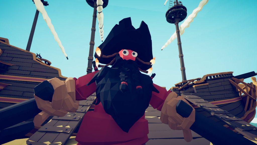 TABS Blackbeard