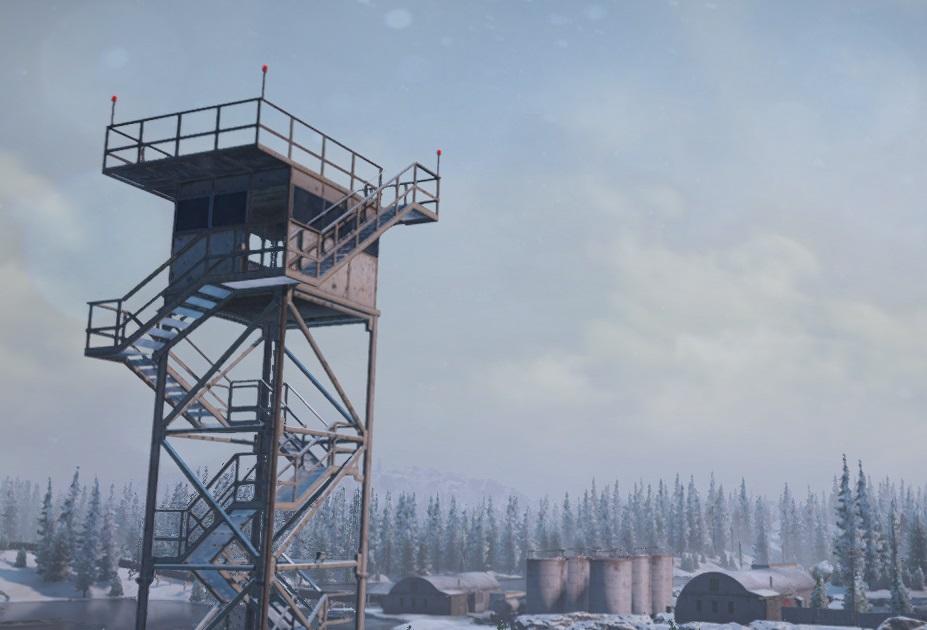 Snowrunner 攻略 監視塔