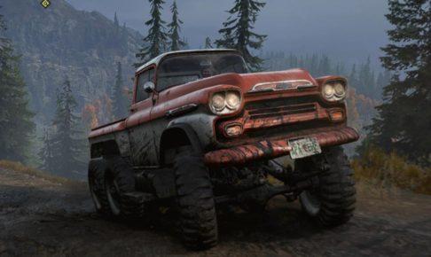スノーランナー Chevrolet Apache