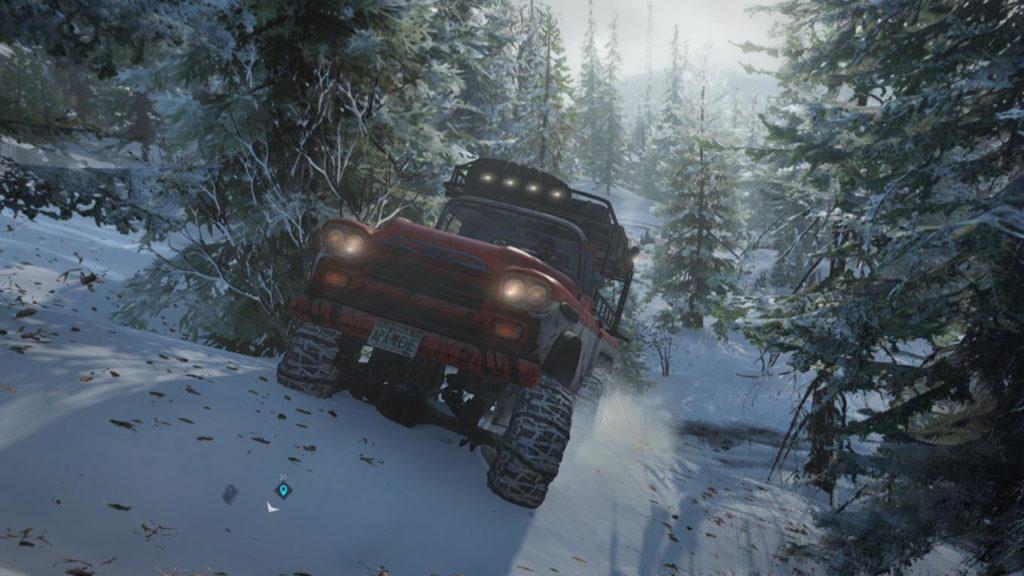 Snowrunner Chevrolet Apache 5