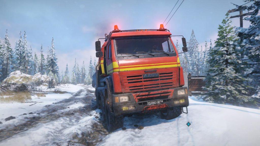 Snowrunner Azov 64131 3