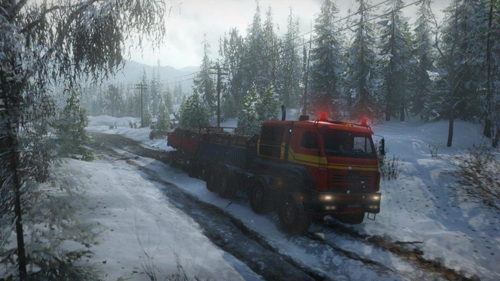 Snowrunner Azov 64131 4