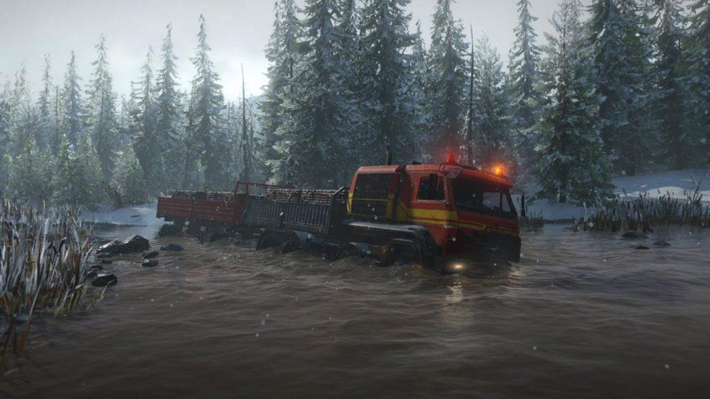 Snowrunner Azov 64131 7
