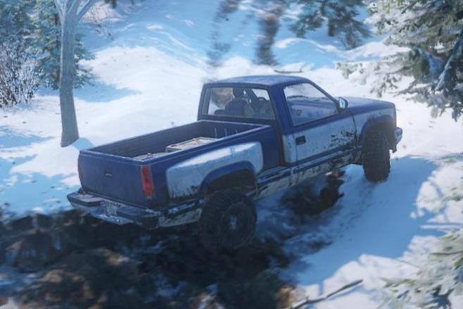 Snowrunner Chevrolet CK1500 4