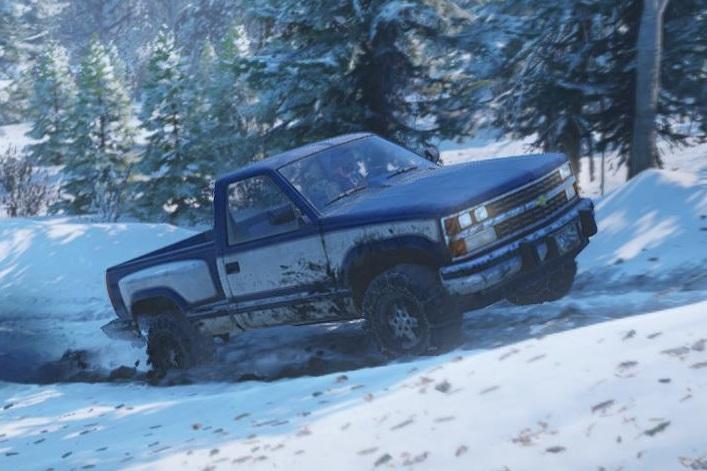 Snowrunner Chevrolet CK1500 5