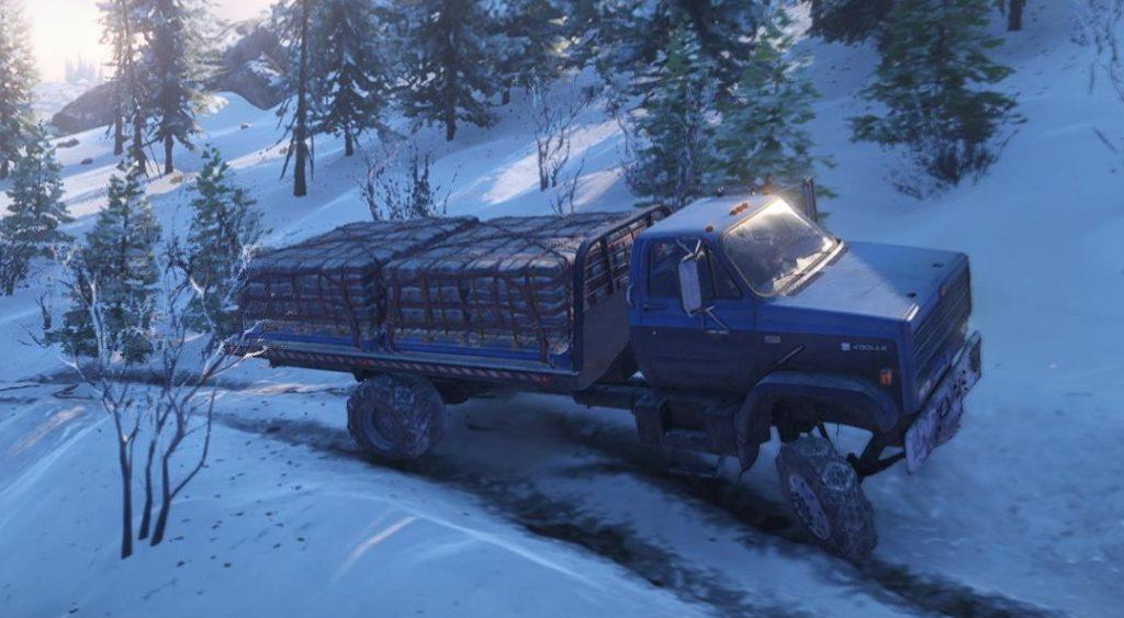 Snowrunner Chevrolet Kodiak C70 5