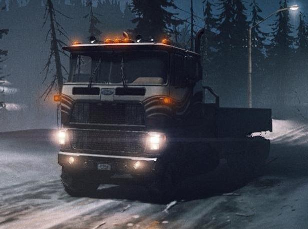 スノーランナー Ford CLT9000