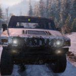 スノーランナー Hummer H2