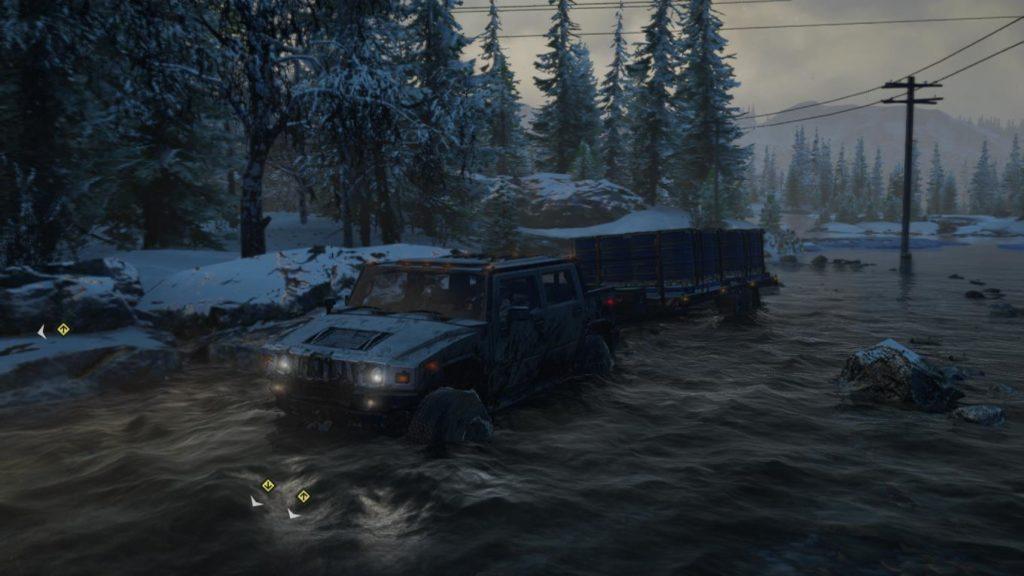 Snowrunner Hummer H2 4