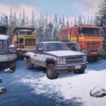泥と雪の戦場を突っ走れ! スノーランナー 攻略 ゲームの基本