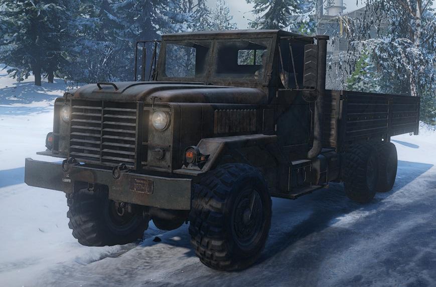 スノーランナー ANK MK38