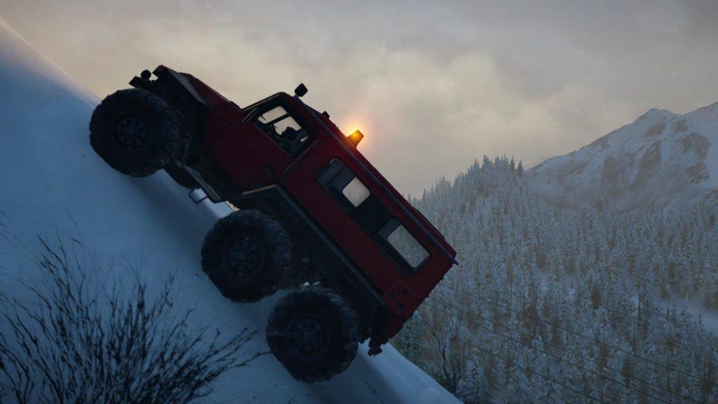Snowrunner YAR 87 4