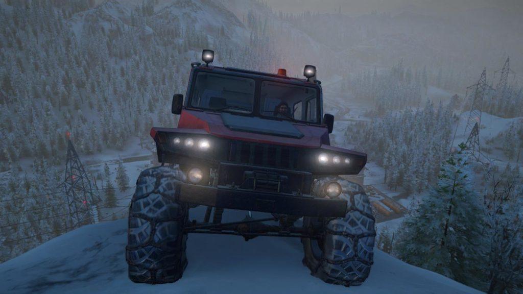 Snowrunner YAR 87 6