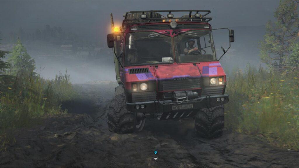 スノーランナー KRS58 Bandit 2