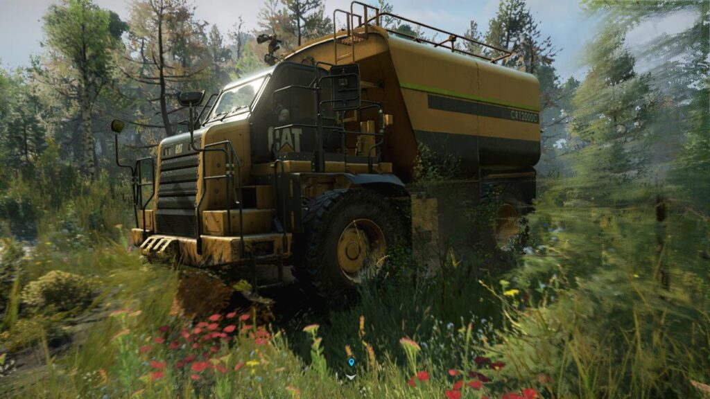 スノーランナー Caterpillar 770G 4