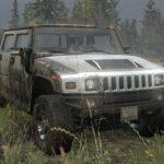 スノーランナー Hummer H2 車両データベース