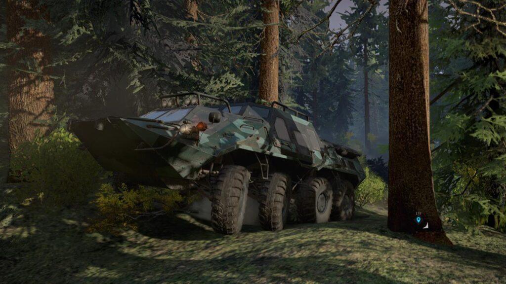 スノーランナー TUZ420 Tatarin 3