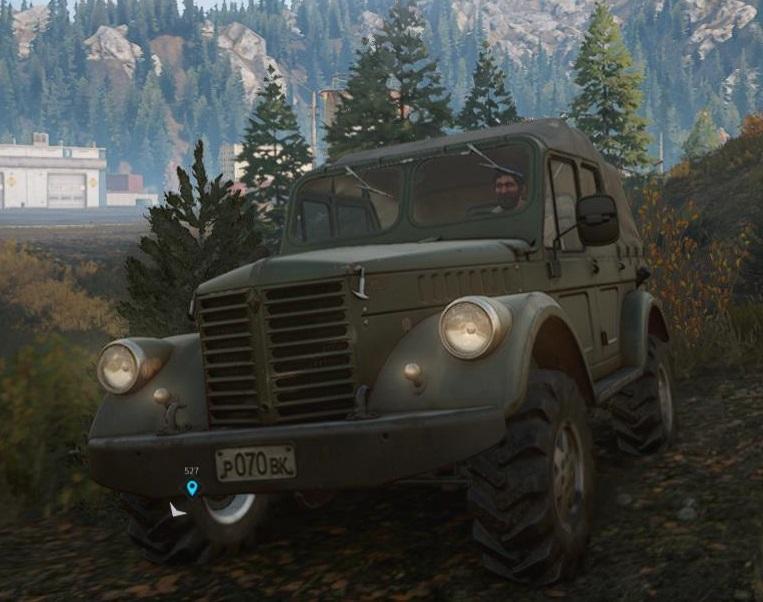スノーランナー TUZ 166 2