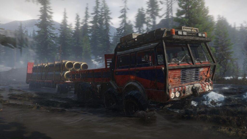 スノーランナー Tatra T813 3