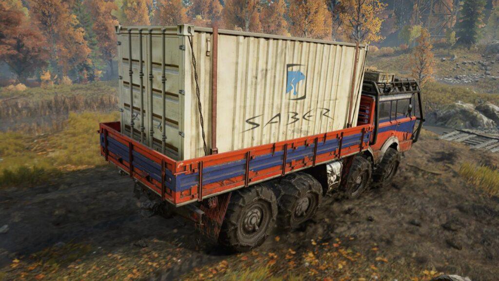 スノーランナー Tatra T813 4
