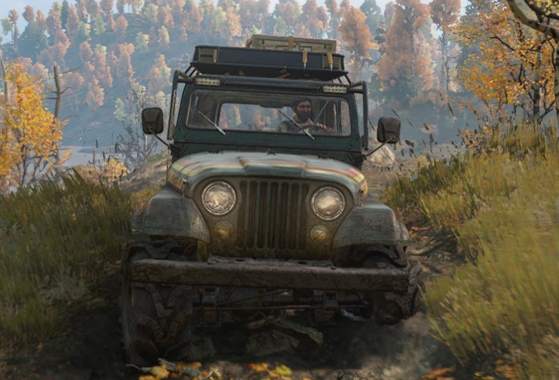 スノーランナー Jeep CJ7 Renegade 2