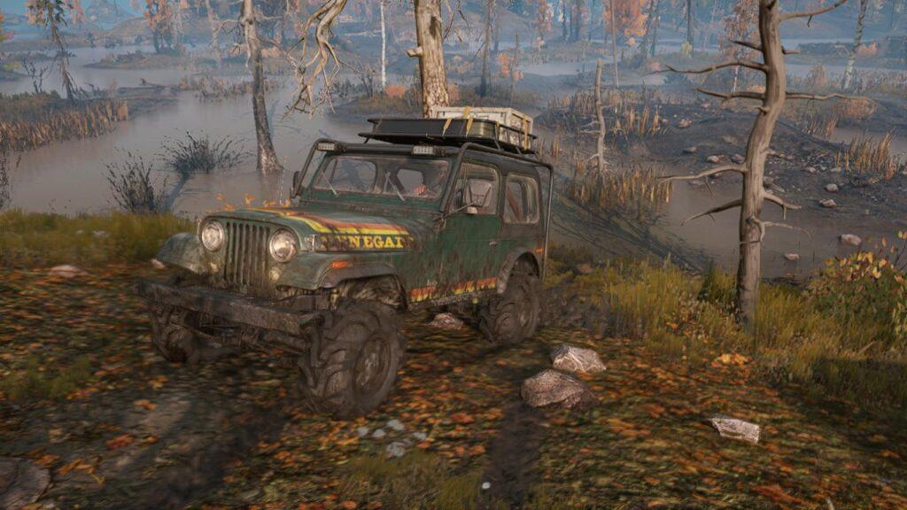 スノーランナー Jeep CJ7 Renegade 4