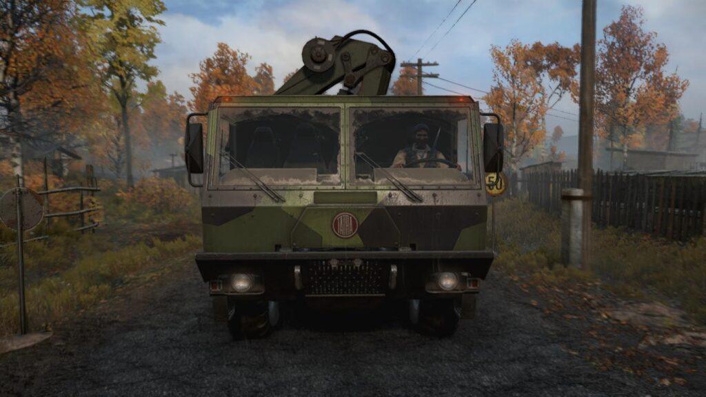 スノーランナー Tatra Force 2