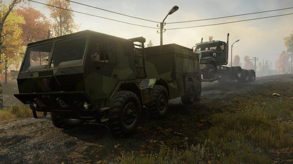 スノーランナー Tatra Force 3