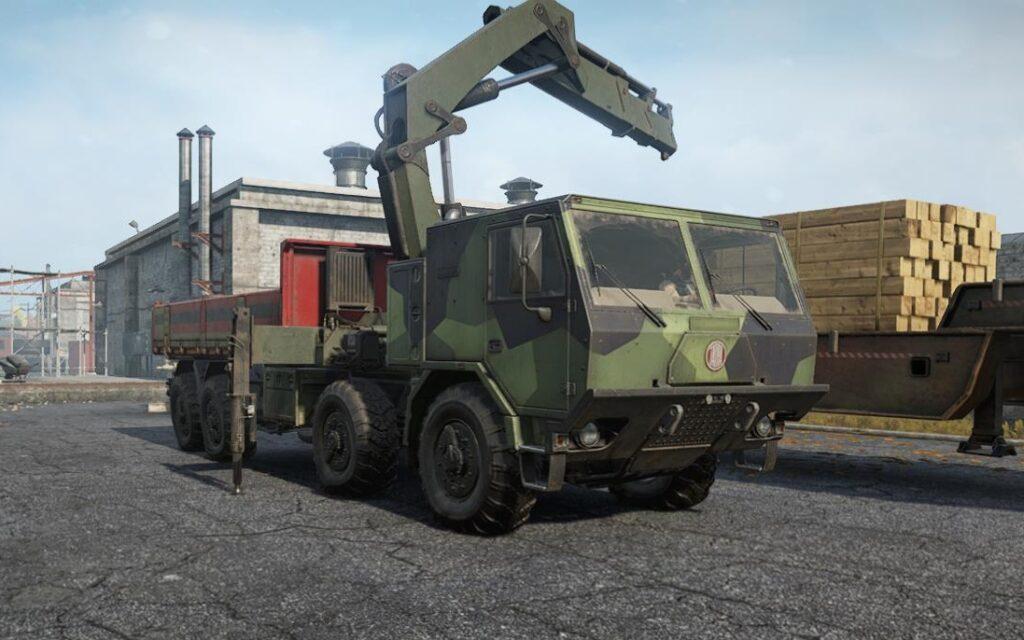 スノーランナー Tatra Force 4