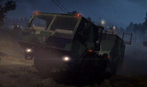 スノーランナー Tatra Force