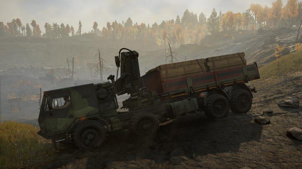スノーランナー Tatra Force 5