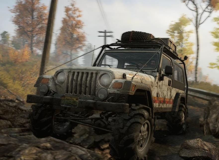 スノーランナー Jeep Wrangler