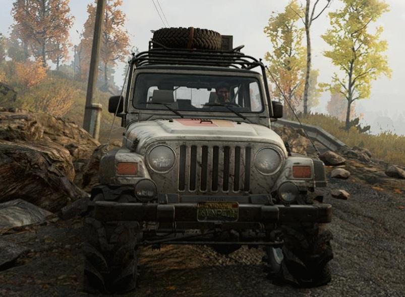 スノーランナー Jeep Wrangler 2